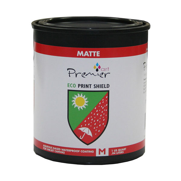 ECO Print Shield Protective Coating Matte  Quart