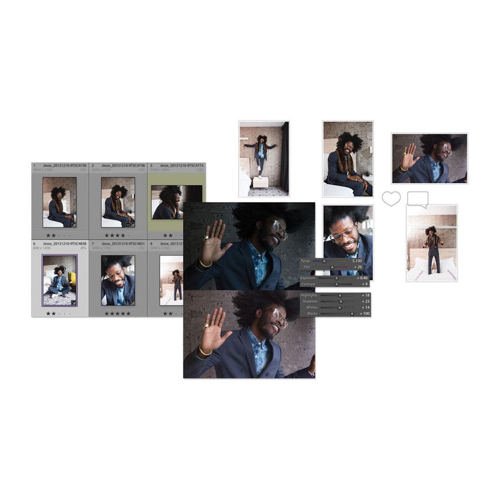 Photoshop Lightroom 6 DVD