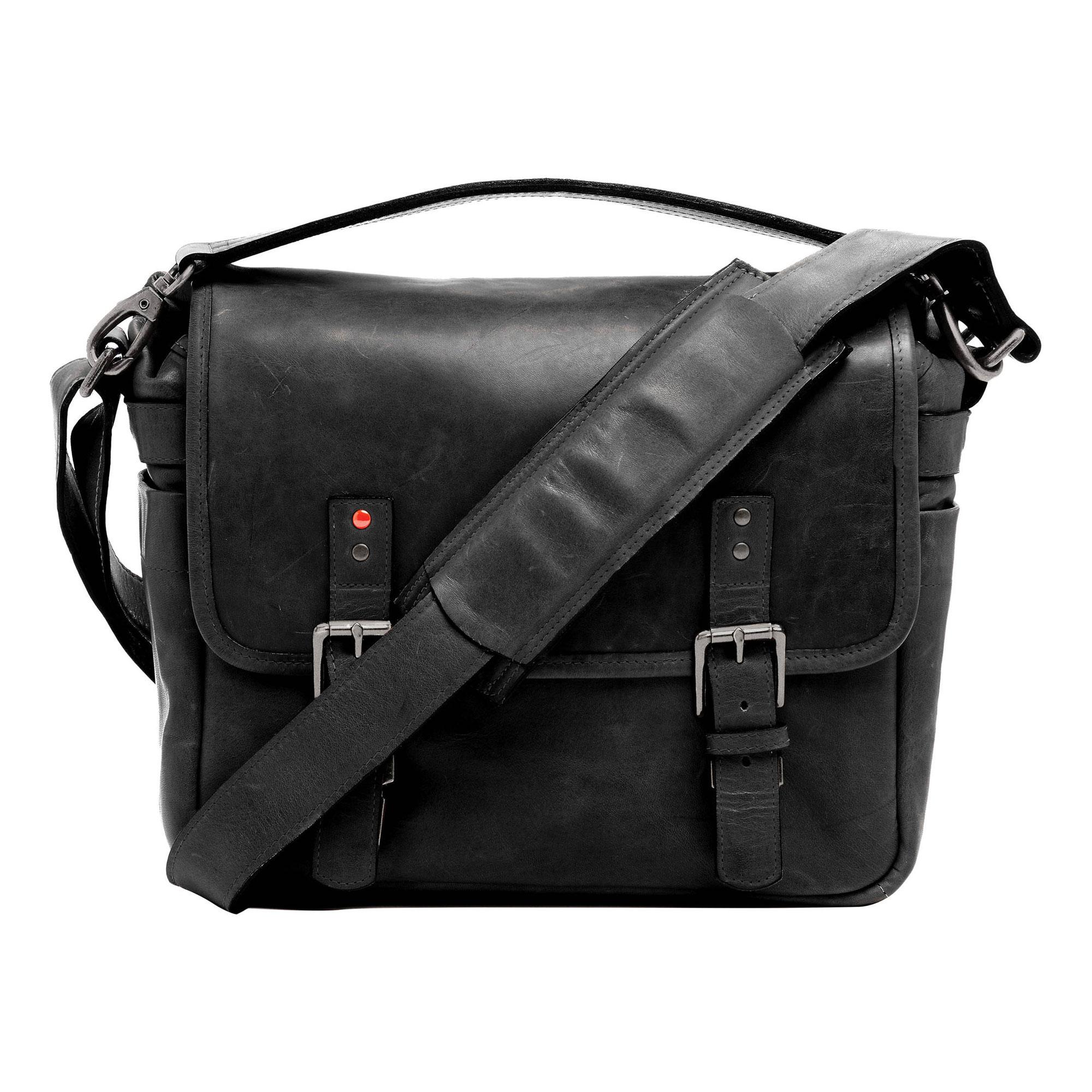 Image of Ona Bags Berlin II Camera Messenger Bag (Black)
