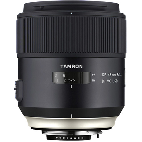 Image of Tamron SP 45mm f/1.8 Di VC USD Lens for Canon EF