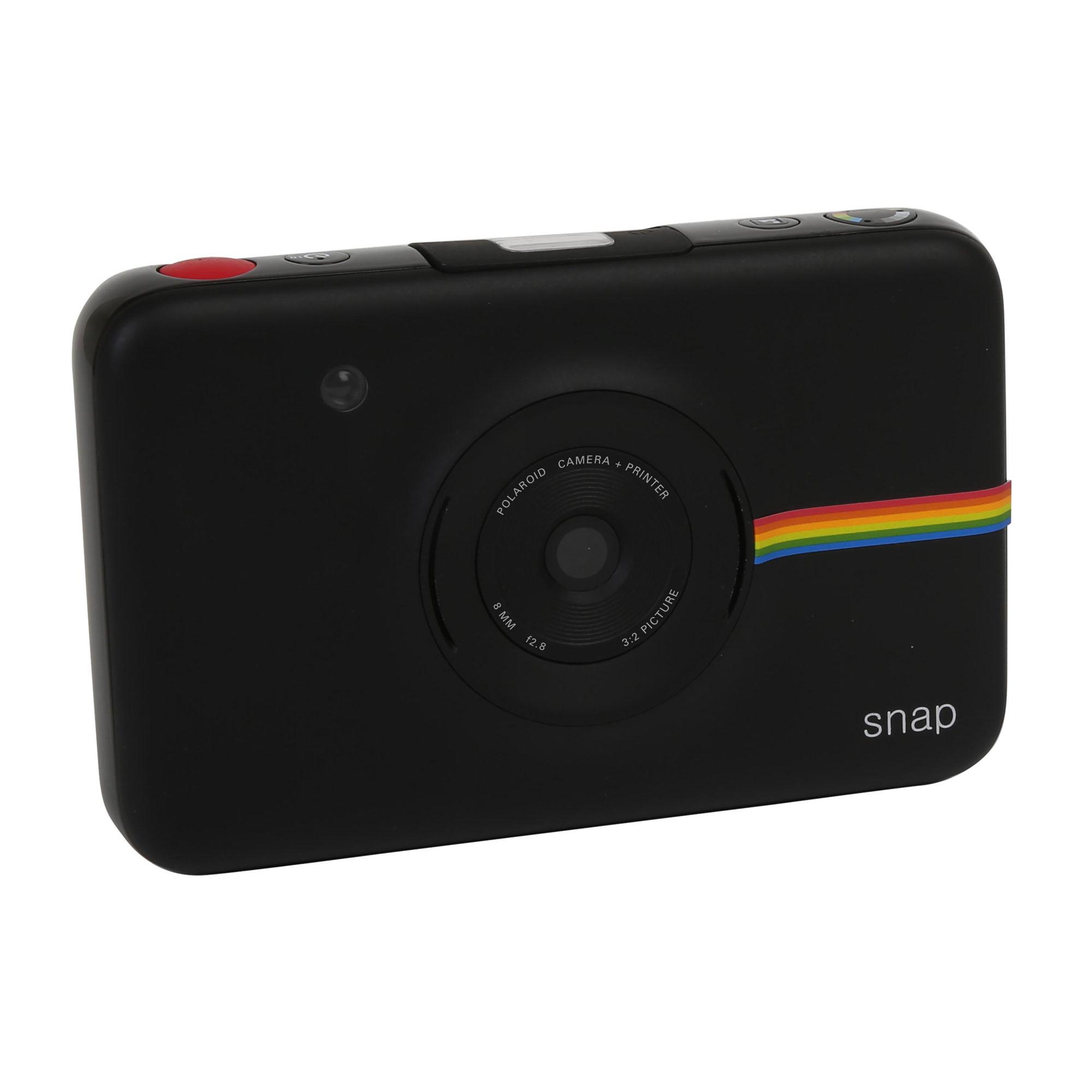 Snap Instant Digital Camera Black