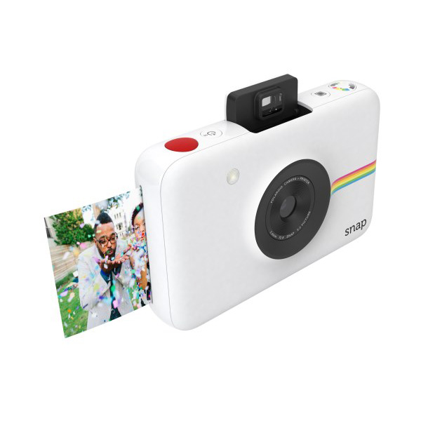 Snap Instant Digital Camera White