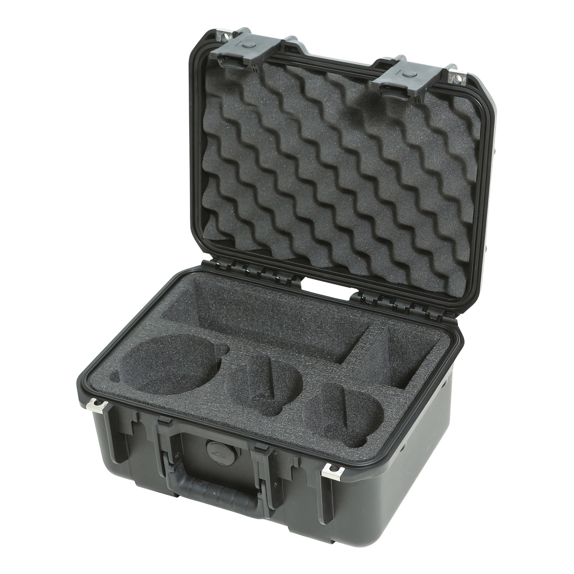 iSeries Watertight Case for Three DSLR Lenses