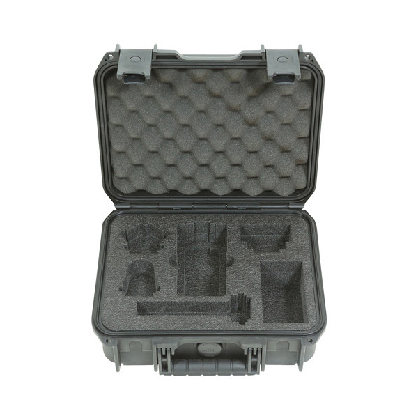 iSeries Waterproof Case for Zoom H6 Recorder and Mic Modules