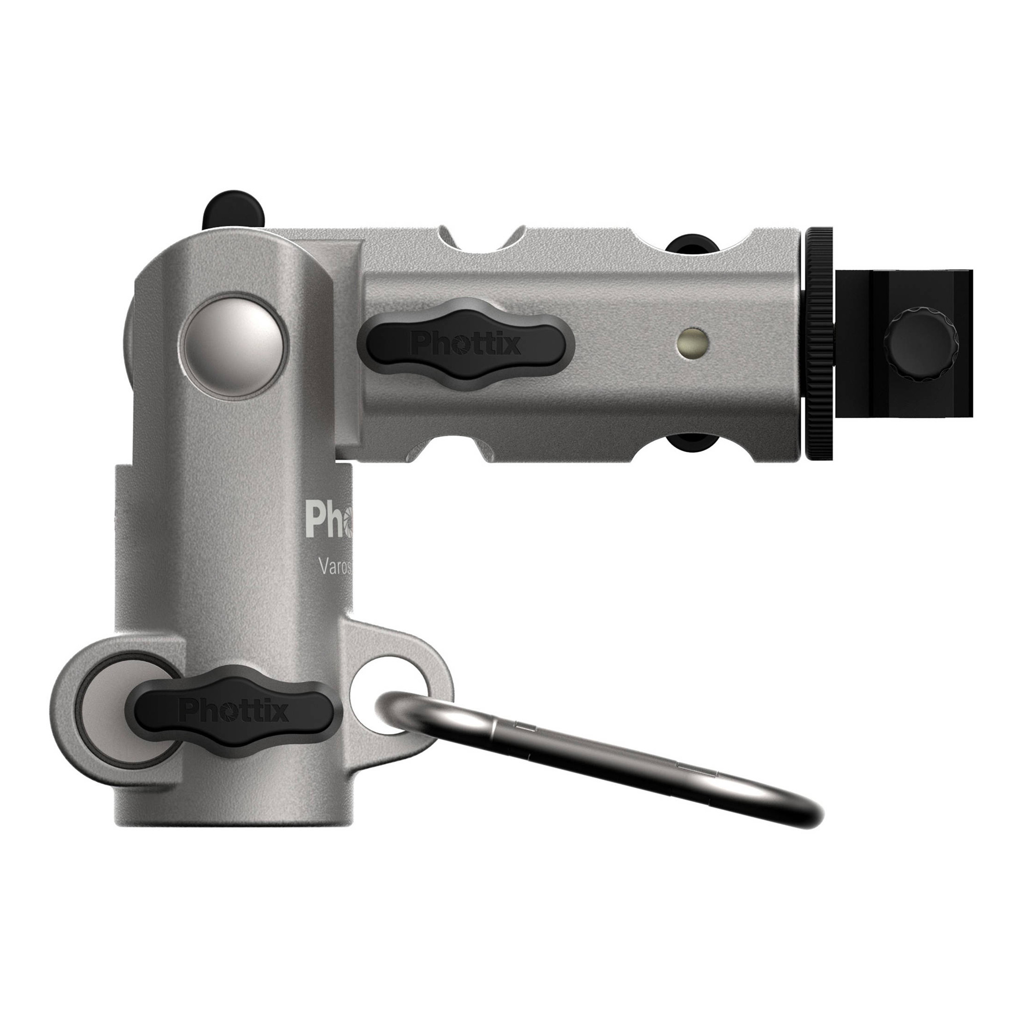 Varos Pro BG Multi-Function Flash Shoe Umbrella Holder