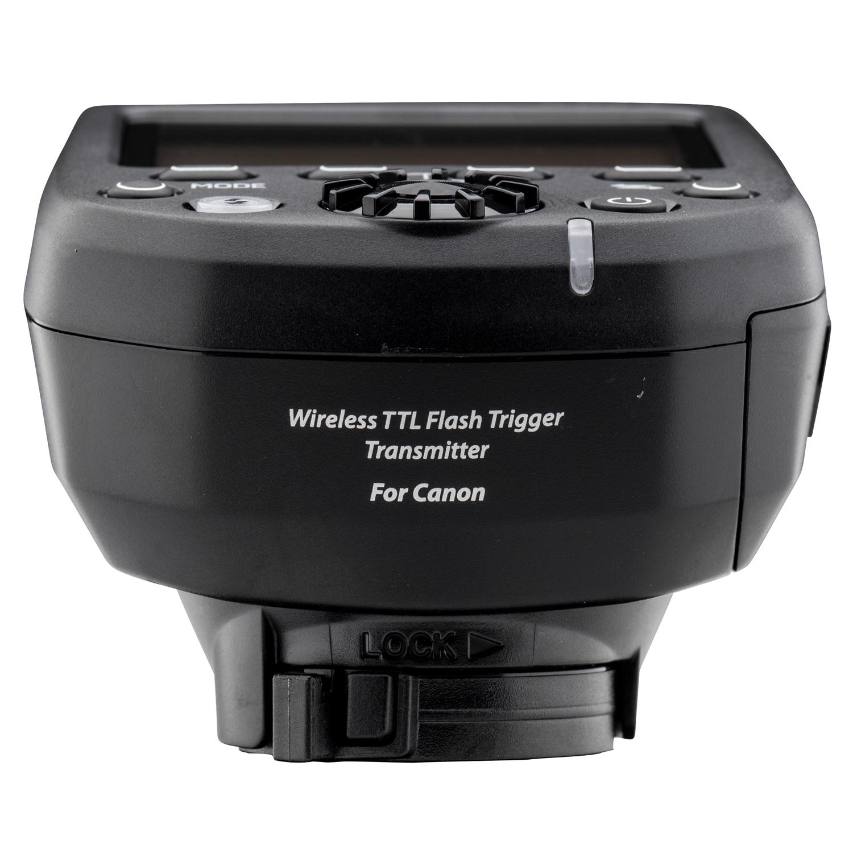 Laso TTL Flash Trigger Transmitter for Canon