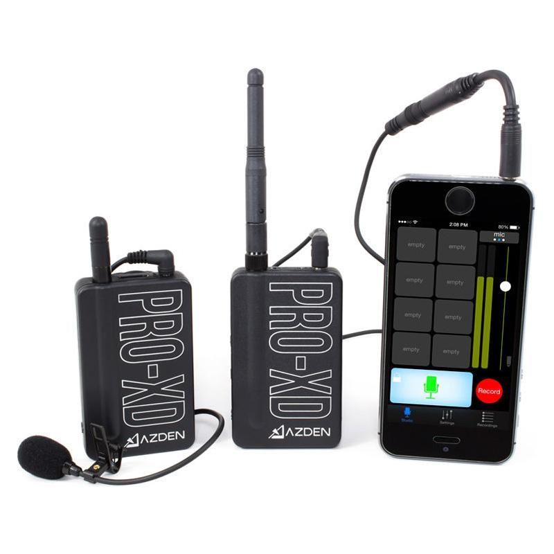 PRO-XD Digital Wireless Lavalier System