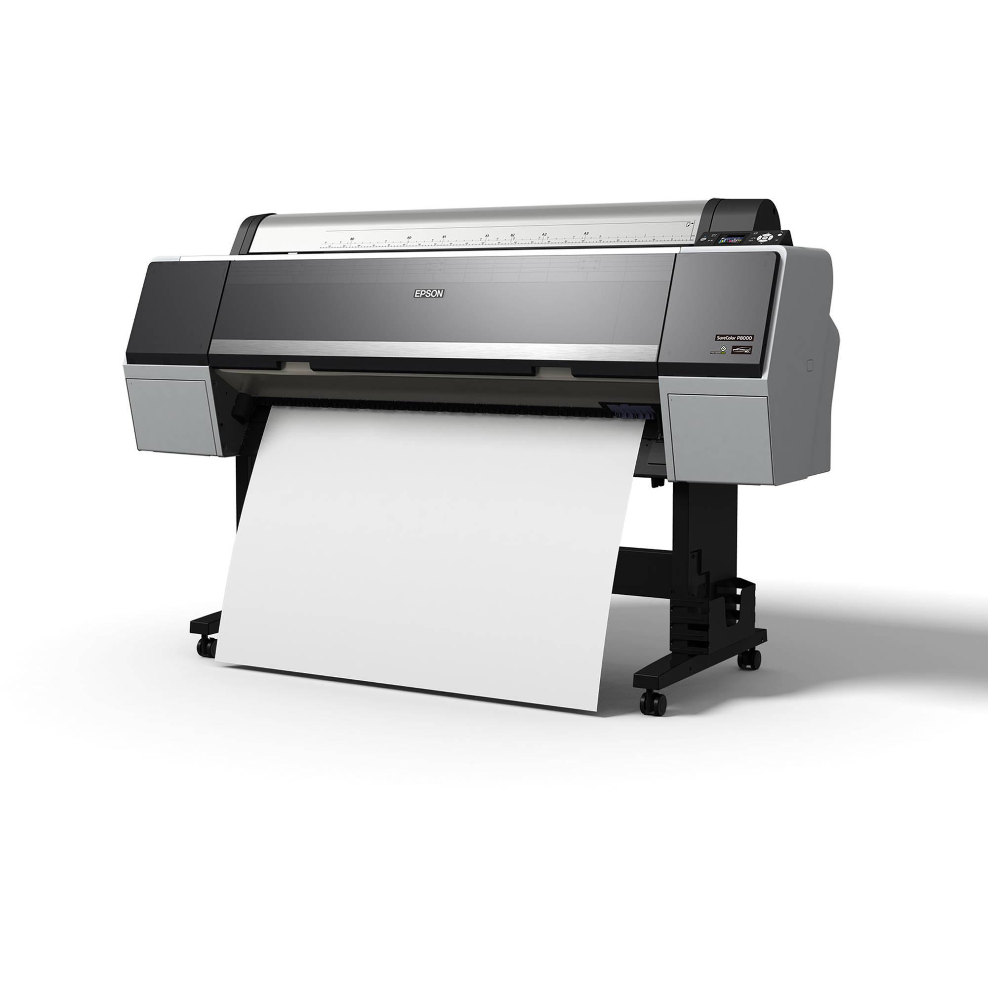 SureColor P8000 Large-Format Inkjet Printer 44 In.