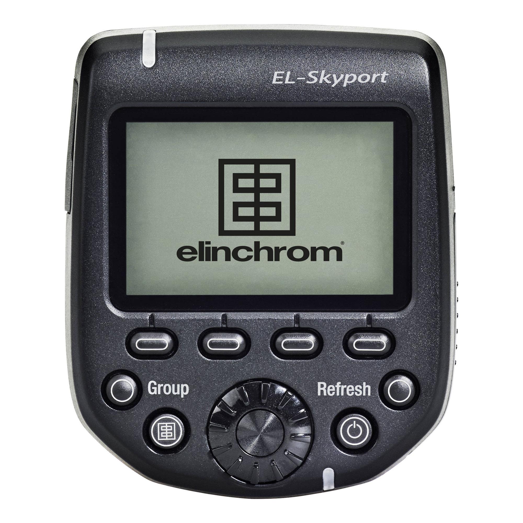 EL-Skyport Transmitter Plus HS for Canon