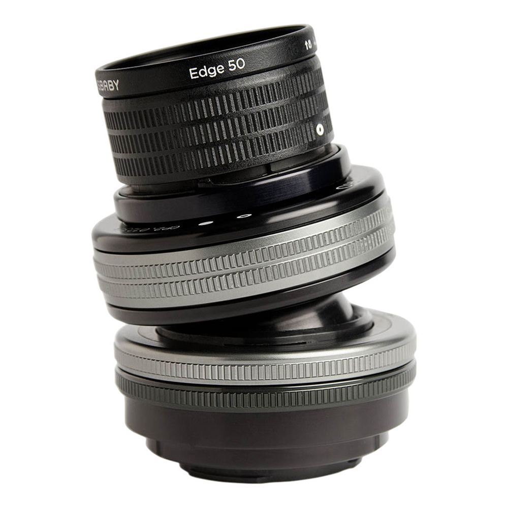 Image of Lensbaby Composer Pro II with Edge 50 Optic for Fujifilm X
