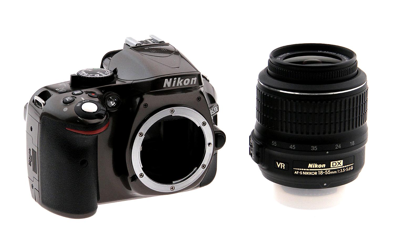 Camera Dslr Cameras Ebay nikon d5200 digital slr camera with 18 55mm lens bronze open image is loading 55mm
