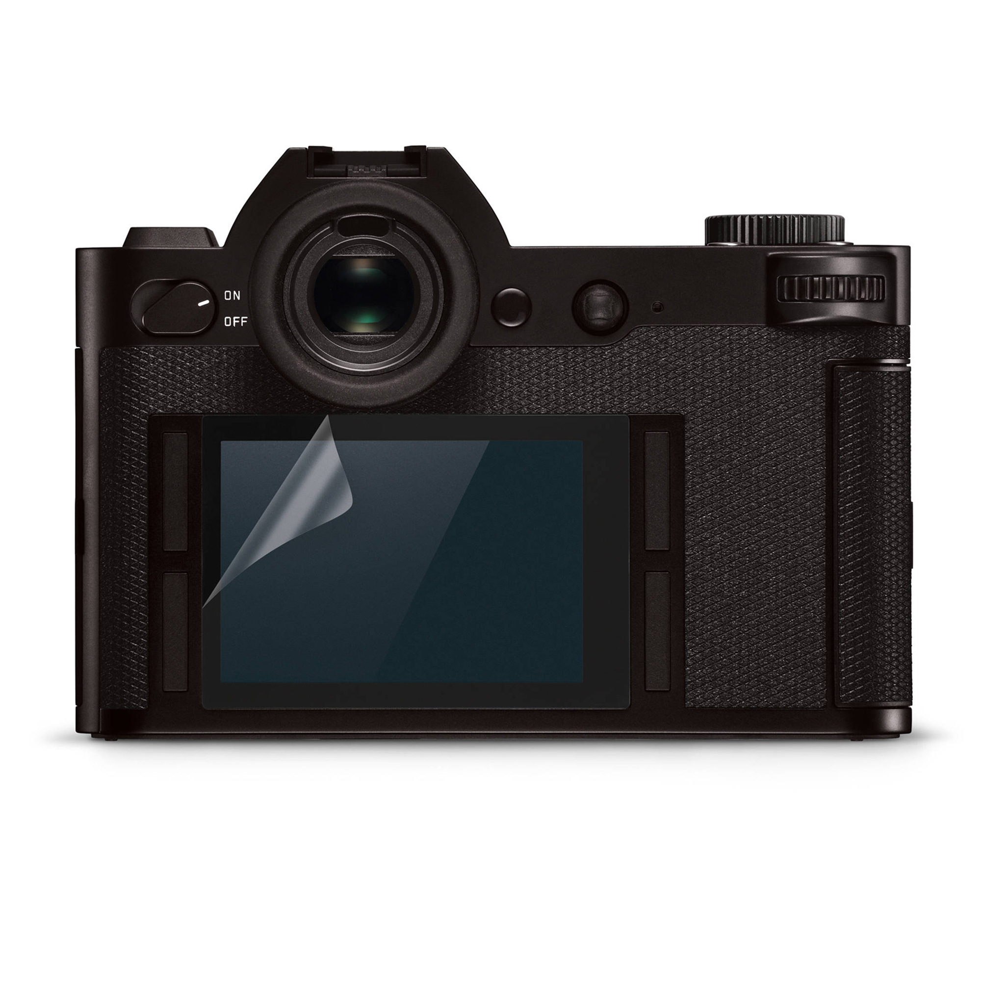 Display Protection Foil for SL Mirrorless Digital Camera