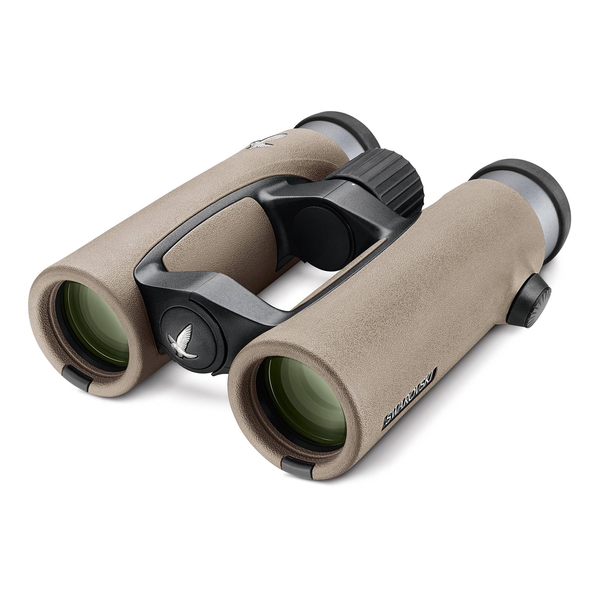 Image of Swarovski 8x32 EL32 Binocular with FieldPro Package (Sand Brown)