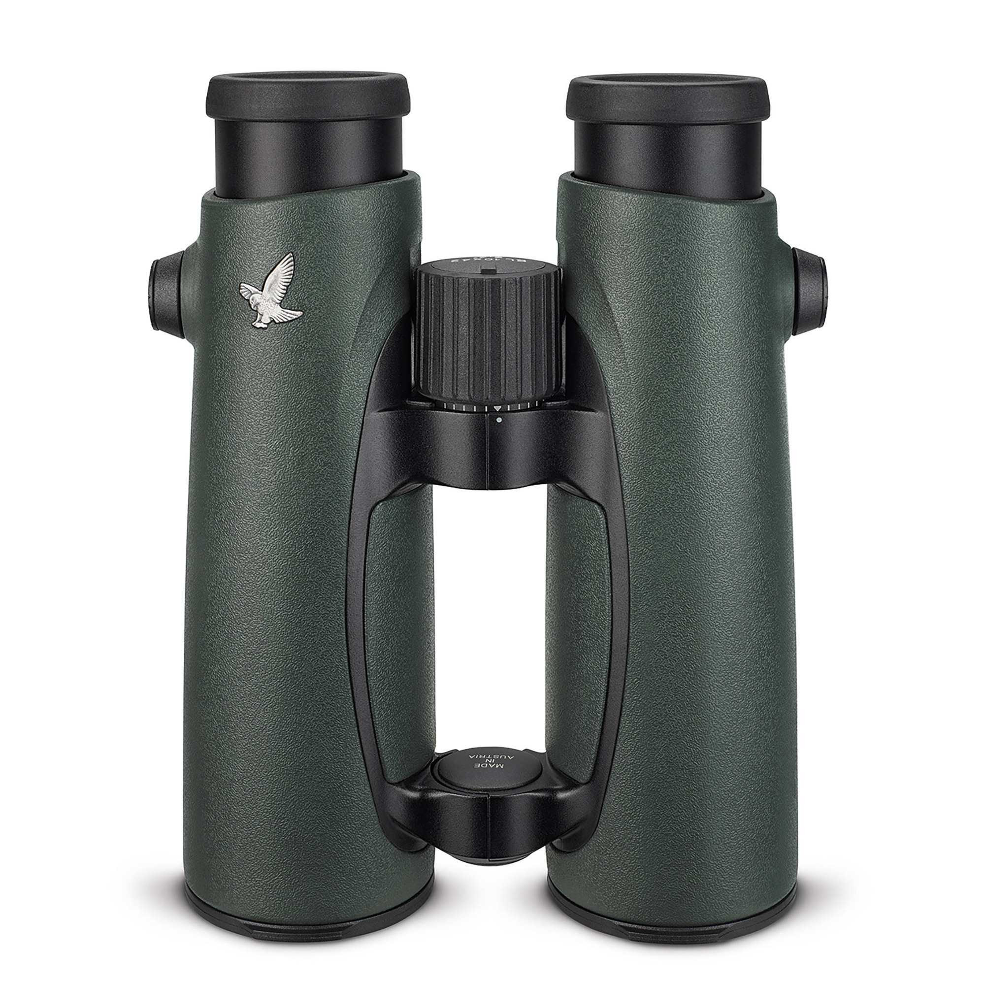 10x42 EL42 Binocular with FieldPro Package Green