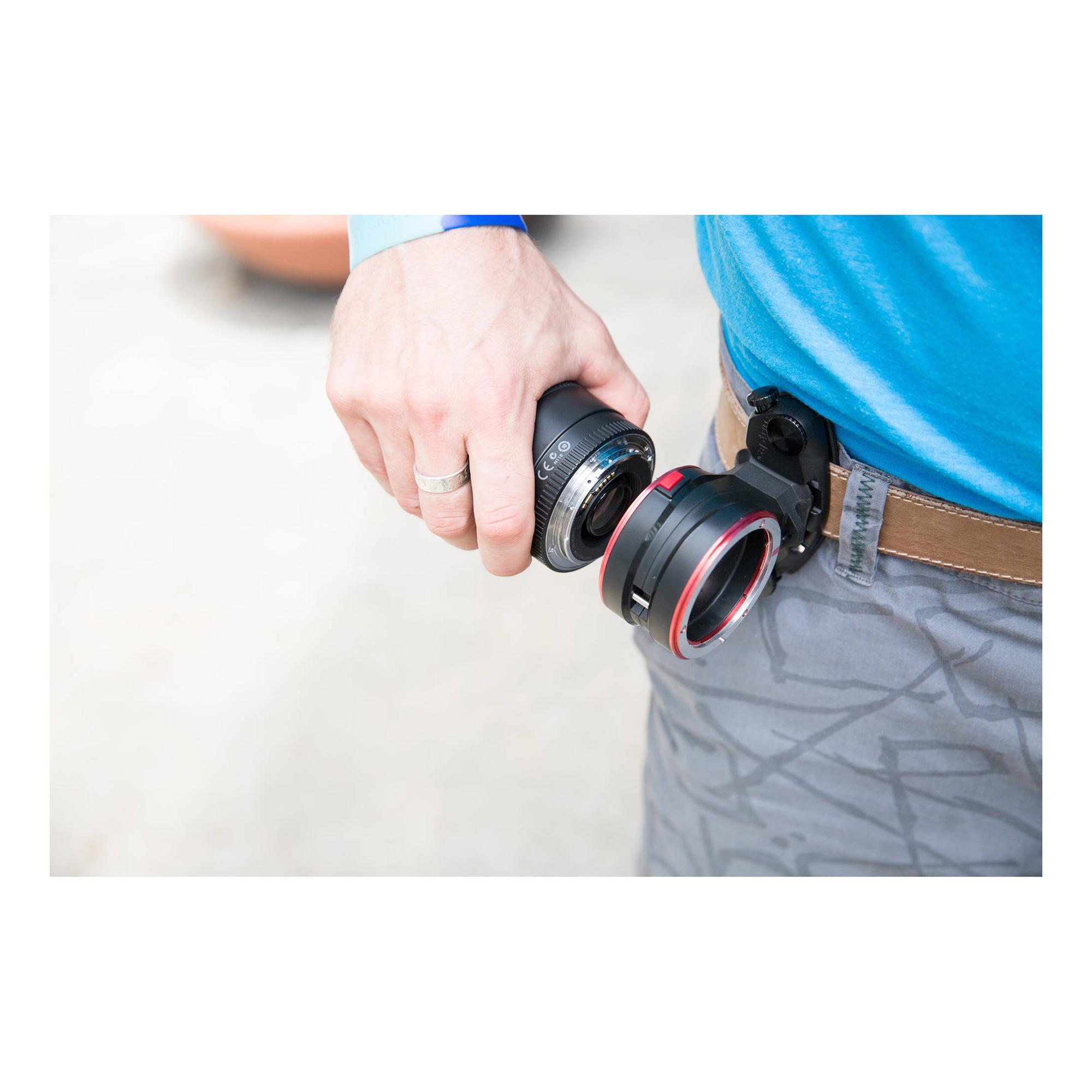 Nikon F CaptureLENS