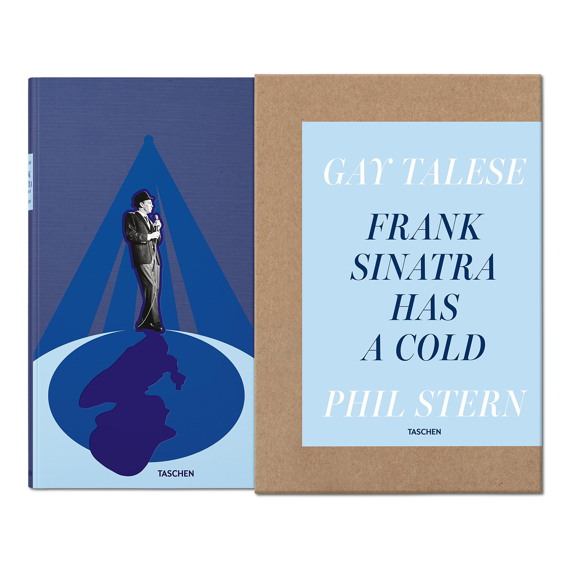 Frank Sinatra Has a Cold - Hardcover Book
