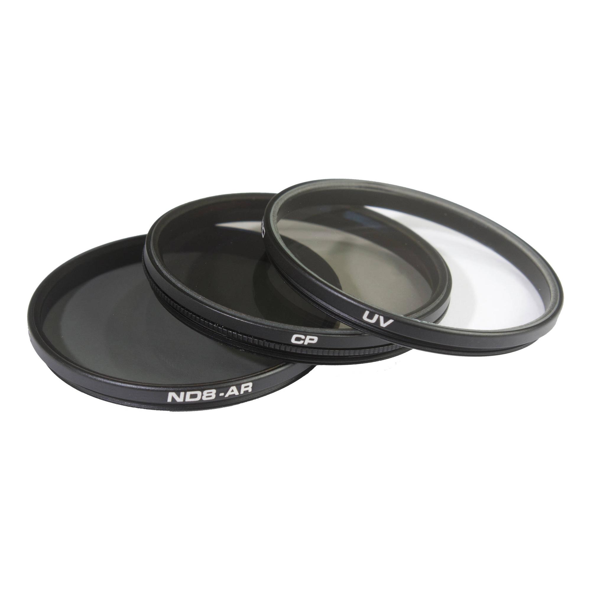 DJI Zenmuse X5/X5R Filters 3 Pack