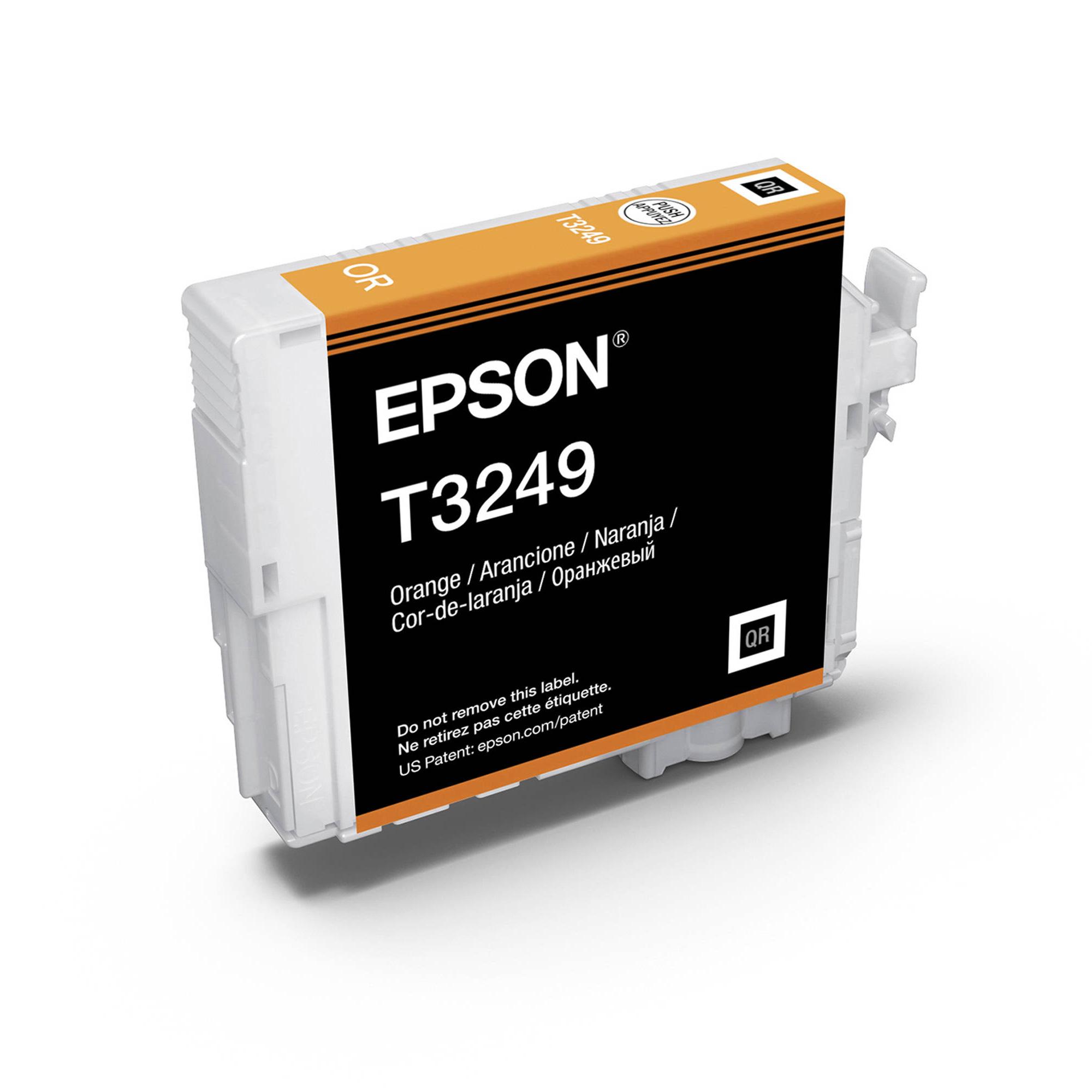 T324 Orange UltraChrome HG2 Ink Cartridge