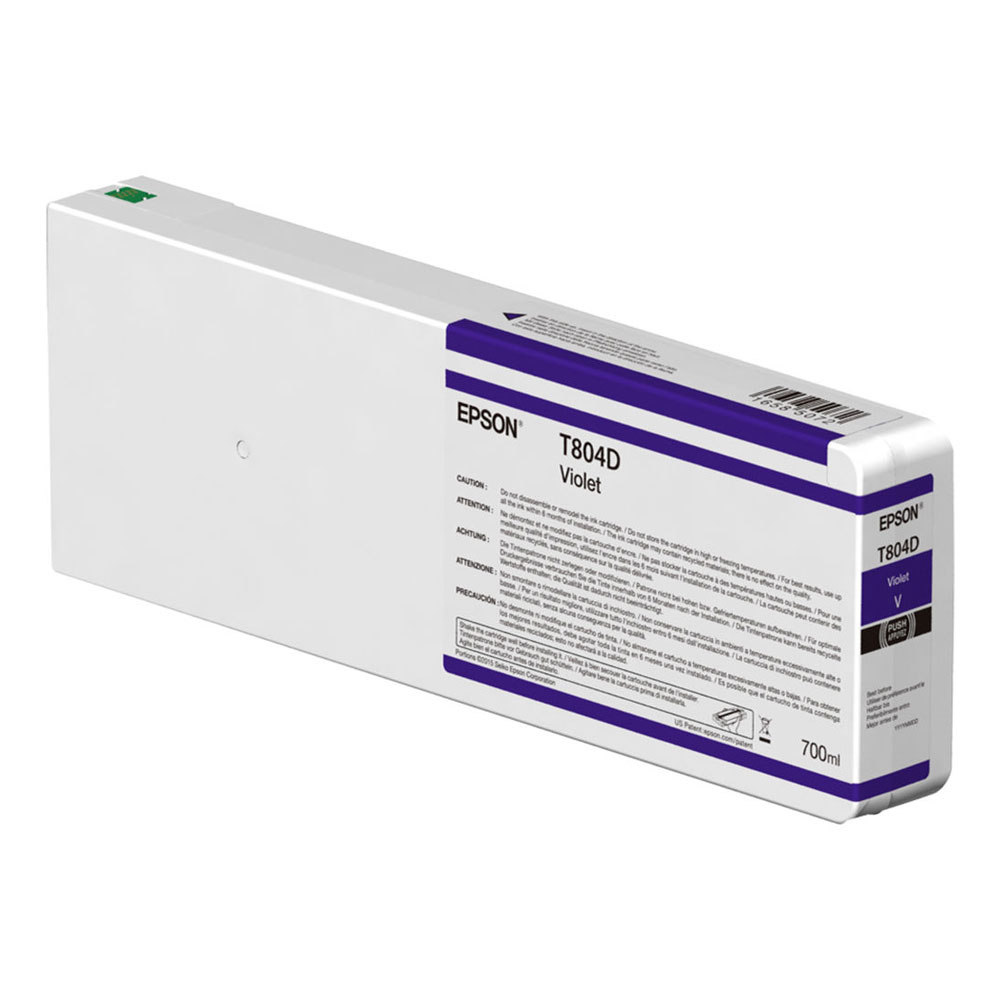 T804D00 UltraChrome HDX Violet Ink Cartridge 700ml