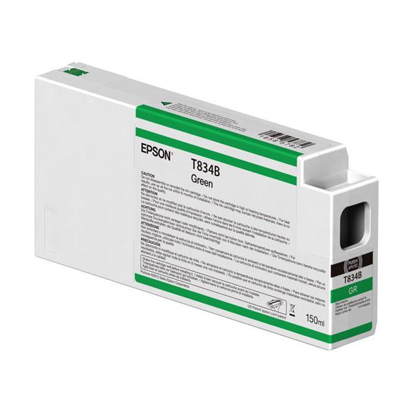T834B00 UltraChrome HDX Green Ink Cartridge 150ml