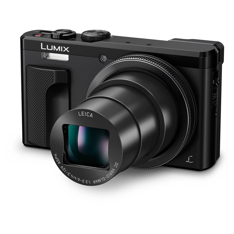 LUMIX DMC-ZS60 Digital Camera Black