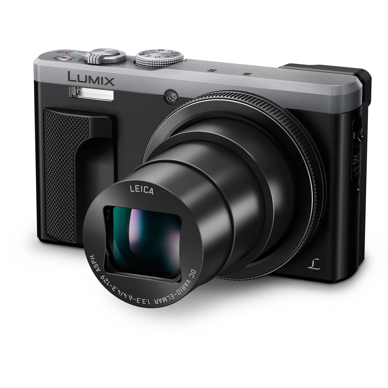 LUMIX DMC-ZS60 Digital Camera Silver