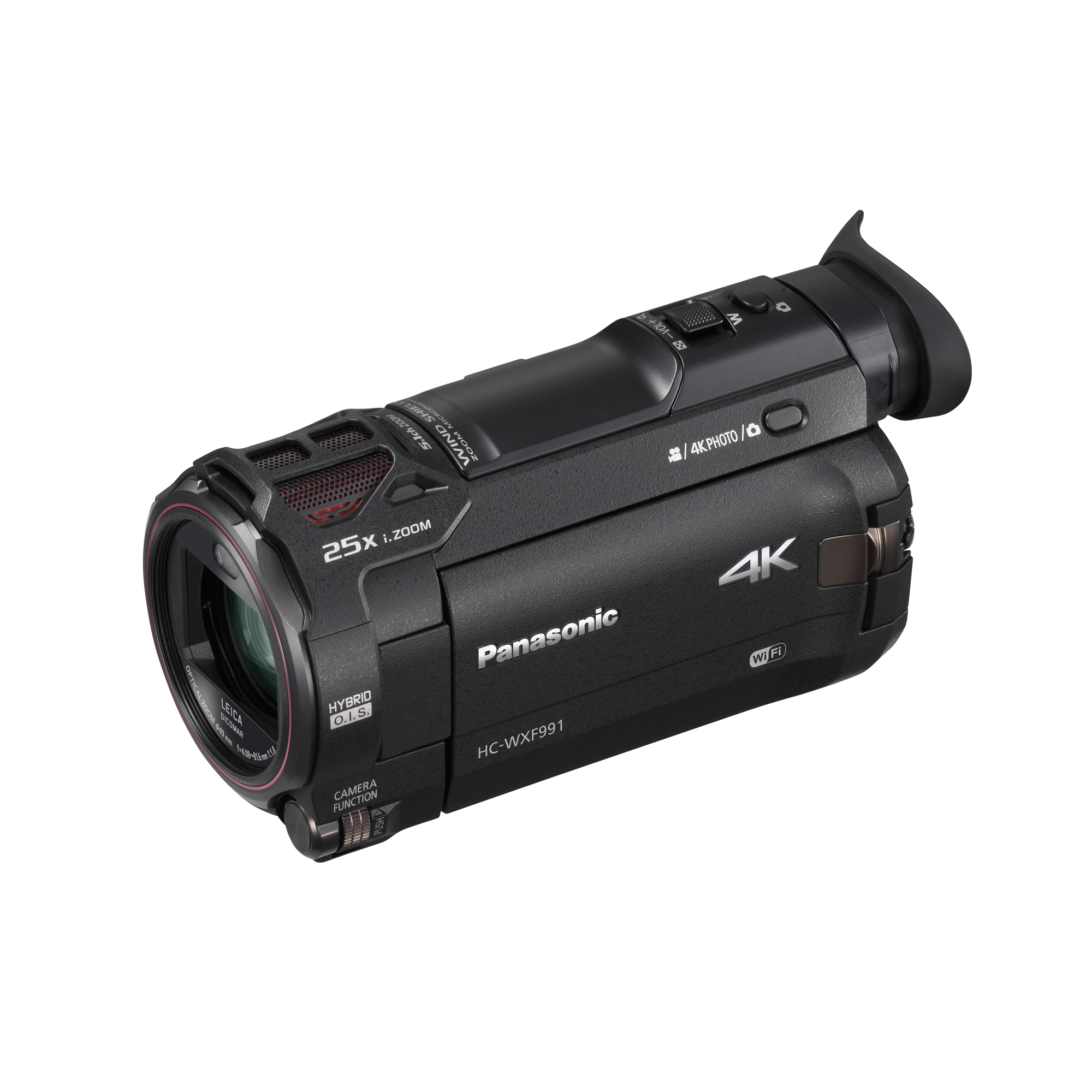 Click here for HC-WXF991K 4K Ultra HD Camcorder Black prices