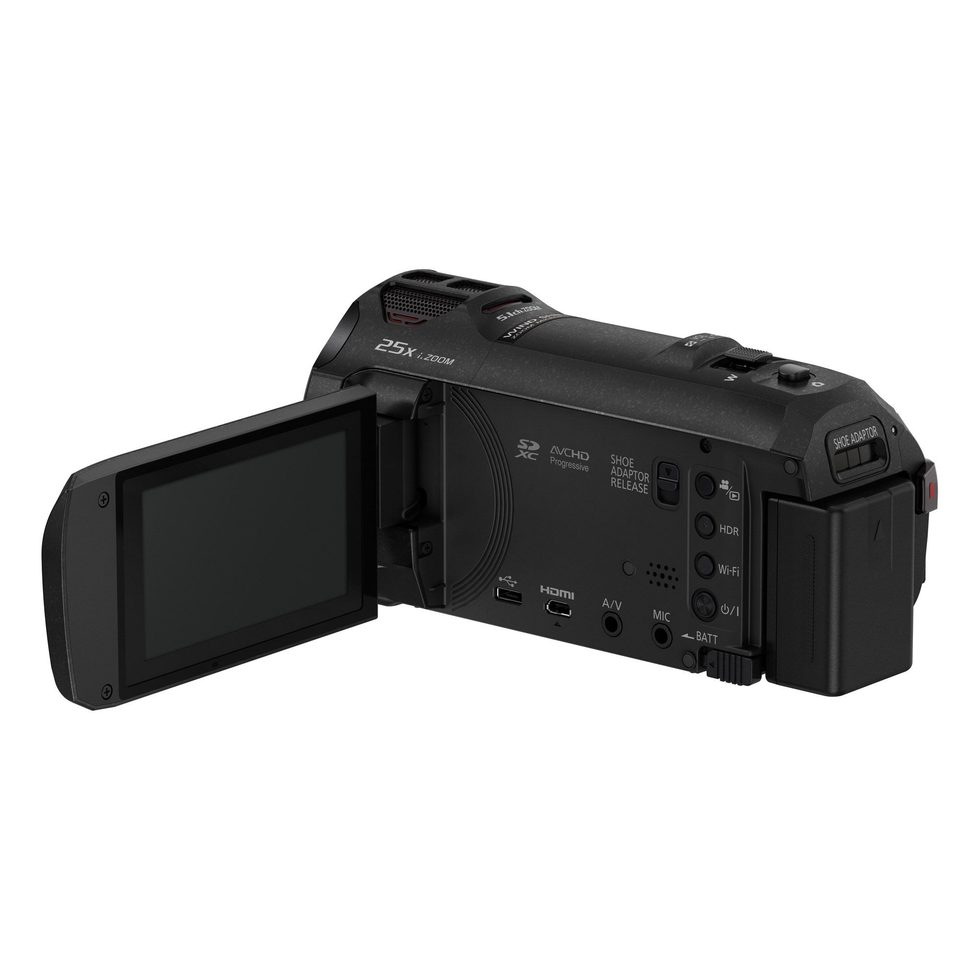 Click here for HC-VX981K 4K Ultra HD Camcorder Black prices