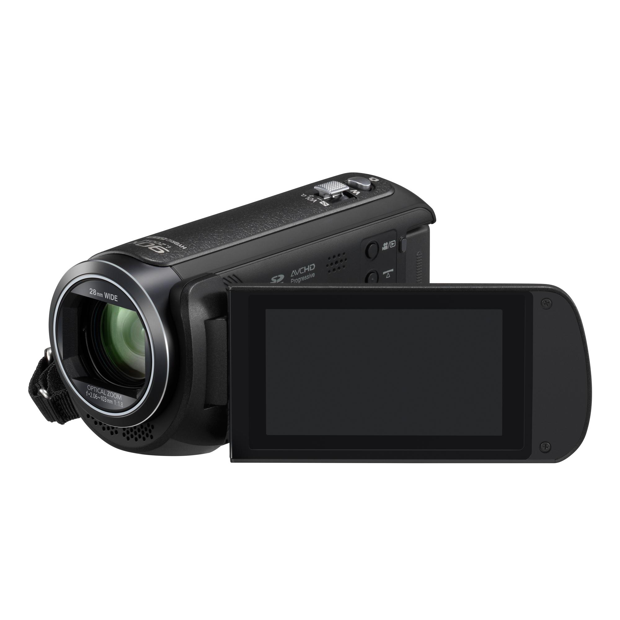 Click here for HC-V380K Full HD Camcorder Black prices