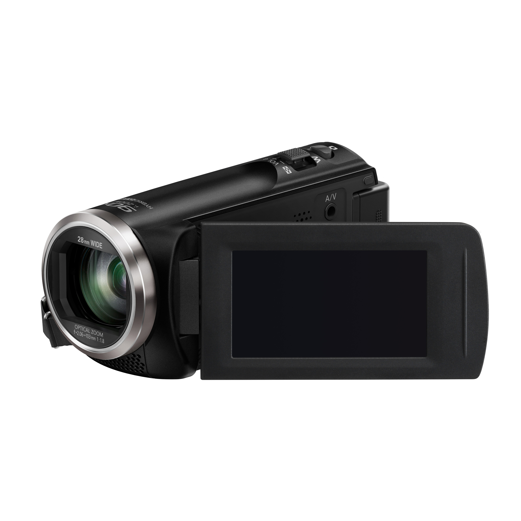 HC-V180K Full HD Camcorder Black