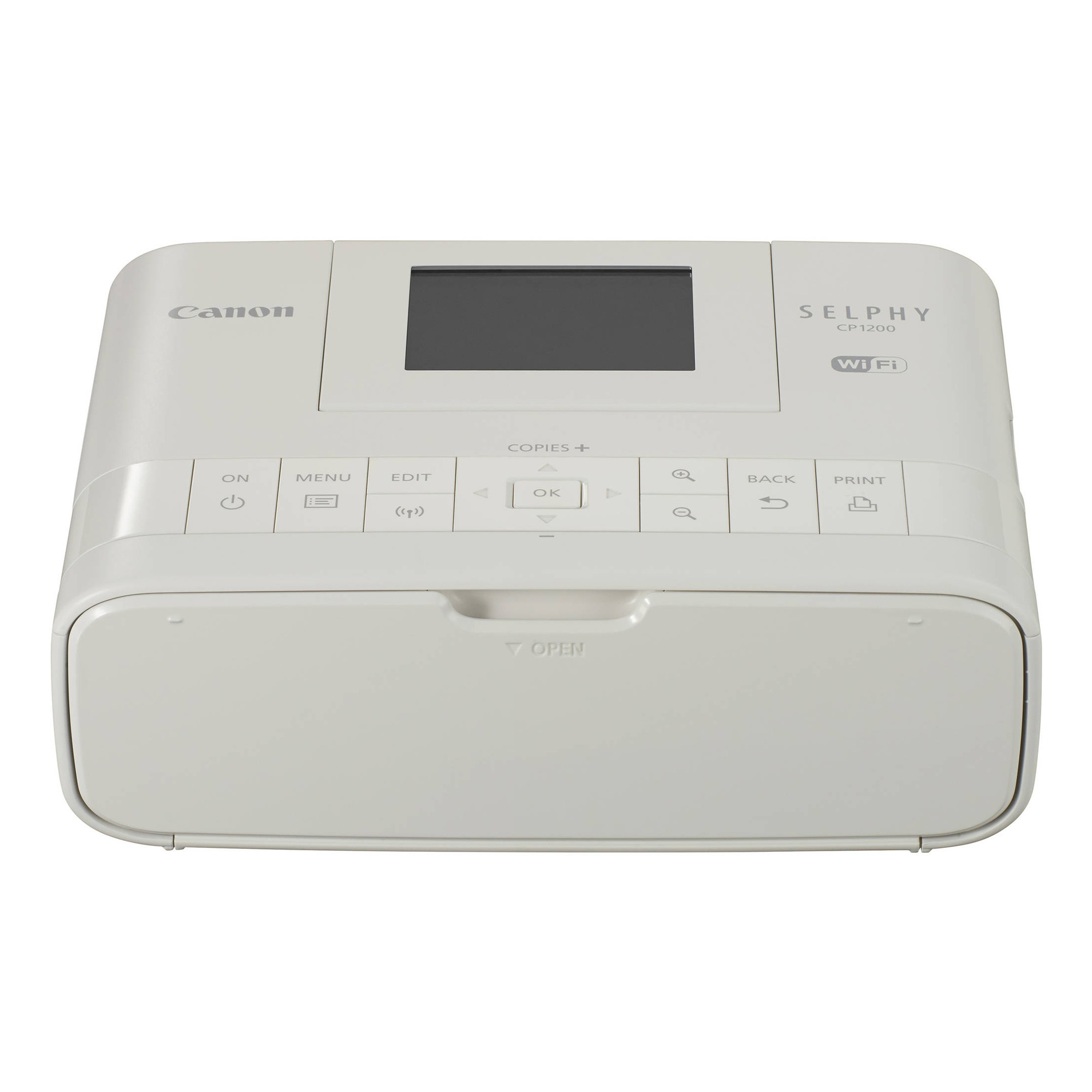 SELPHY CP1200 Wireless Compact Photo Printer White