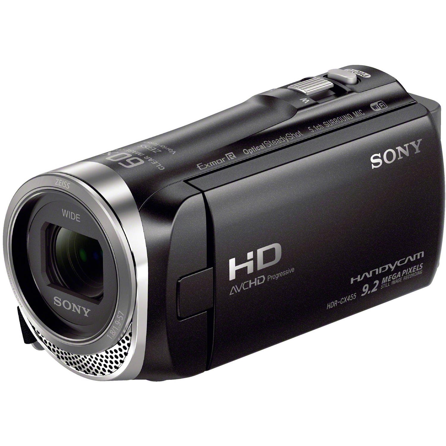 Click here for HDR-CX455 Full HD Handycam Camcorder with 8GB Inte... prices