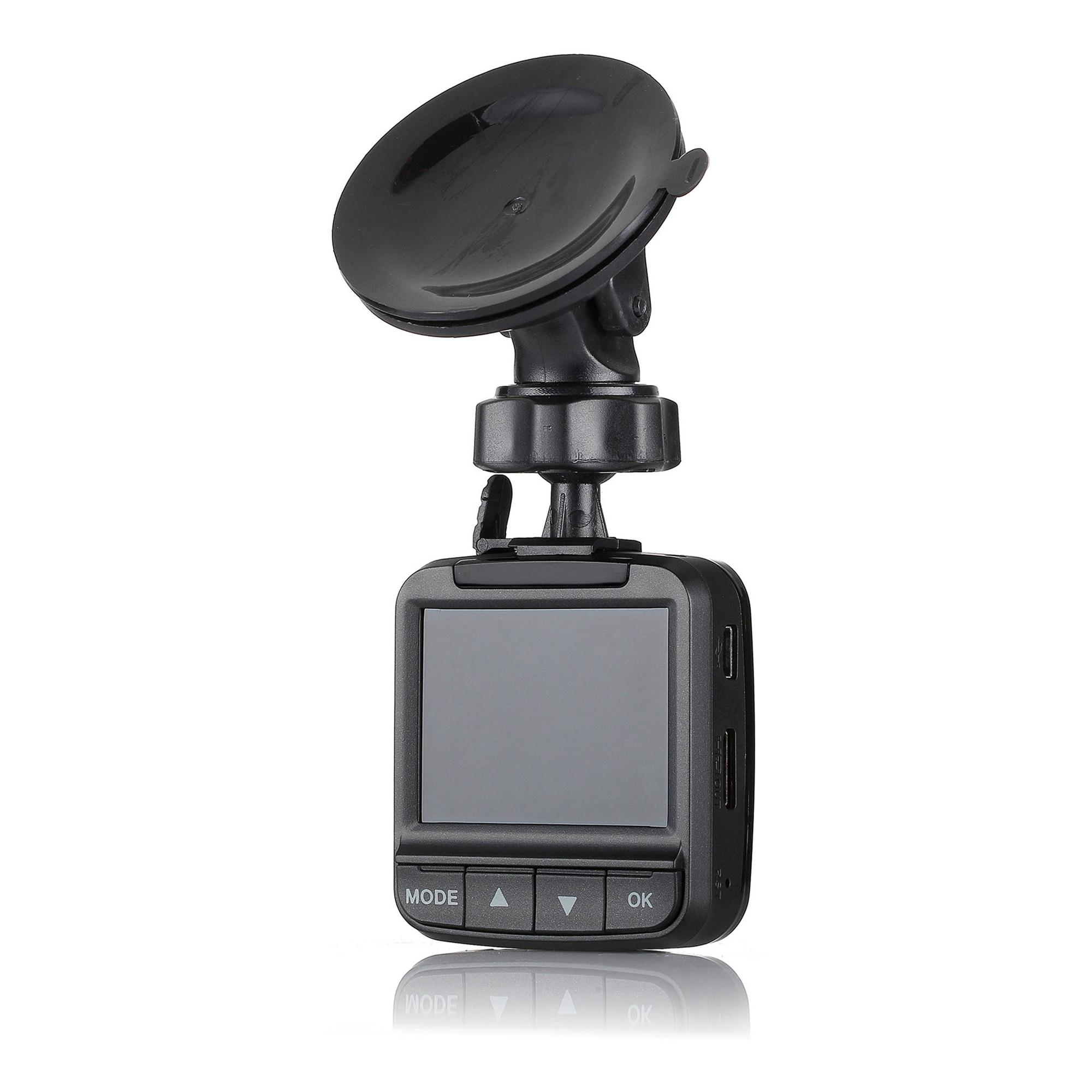 Navigator HD Dash Camera Vehicle Recorder with GPS Tracking