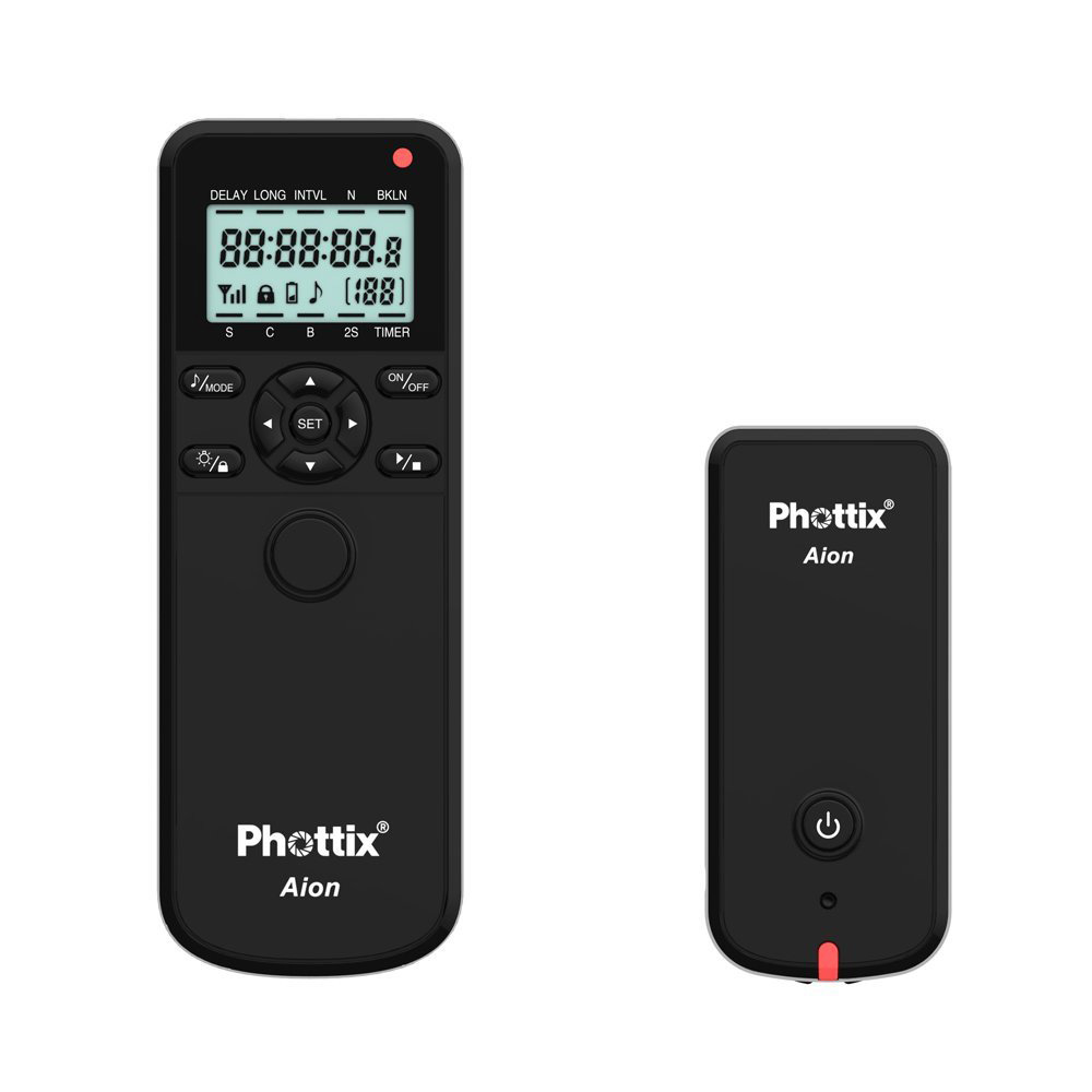 Aion Wireless Timer and Shutter Release for Canon