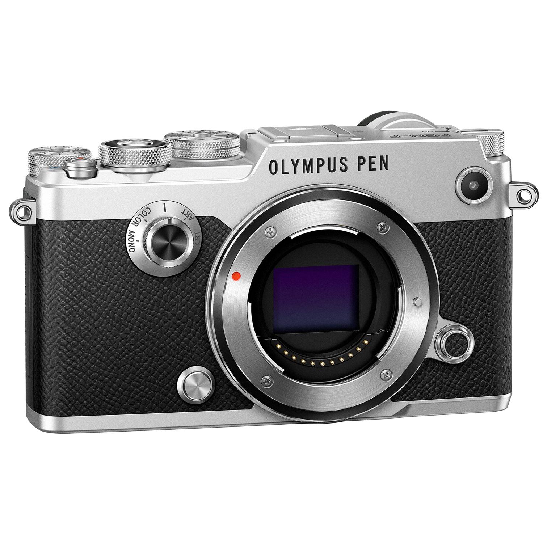 PEN-F Mirrorless Digital Camera Body Silver