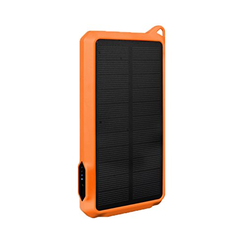 Solar Dual USB 10 000mAh Battery Pack