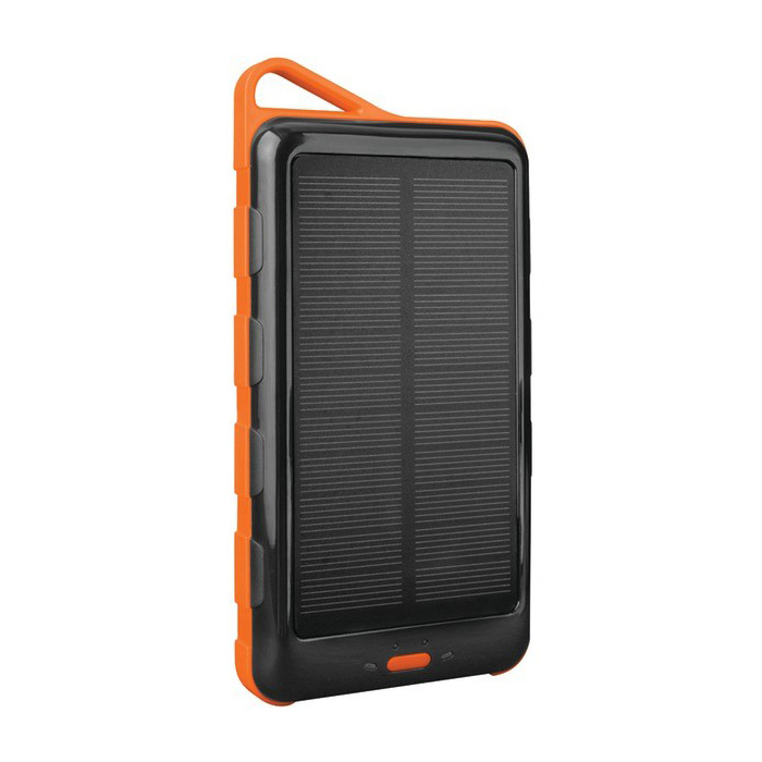 Solar Dual USB 15 000mAh Battery Pack