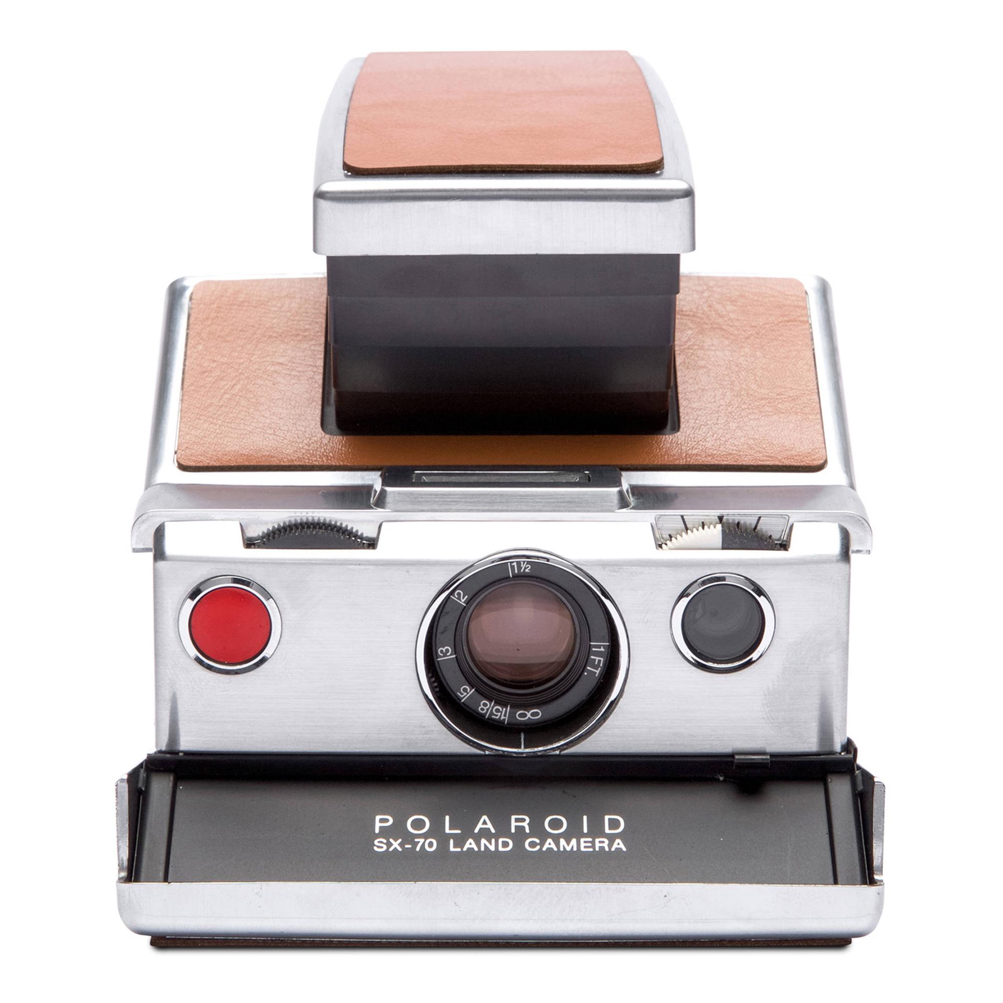 Polaroid SX-70 Original Instant Film Camera