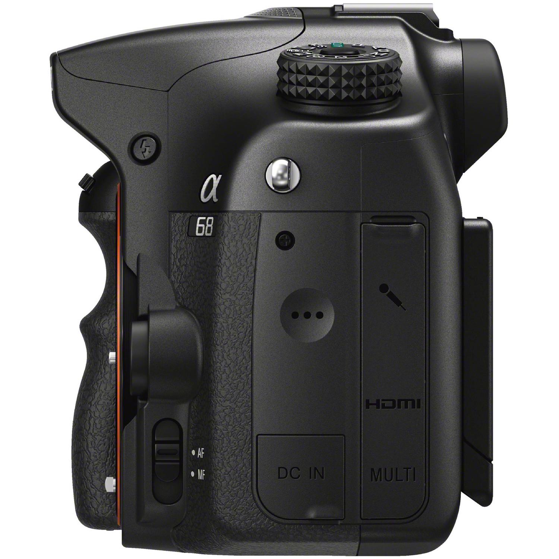 Alpha a68 Digital SLR Camera Body