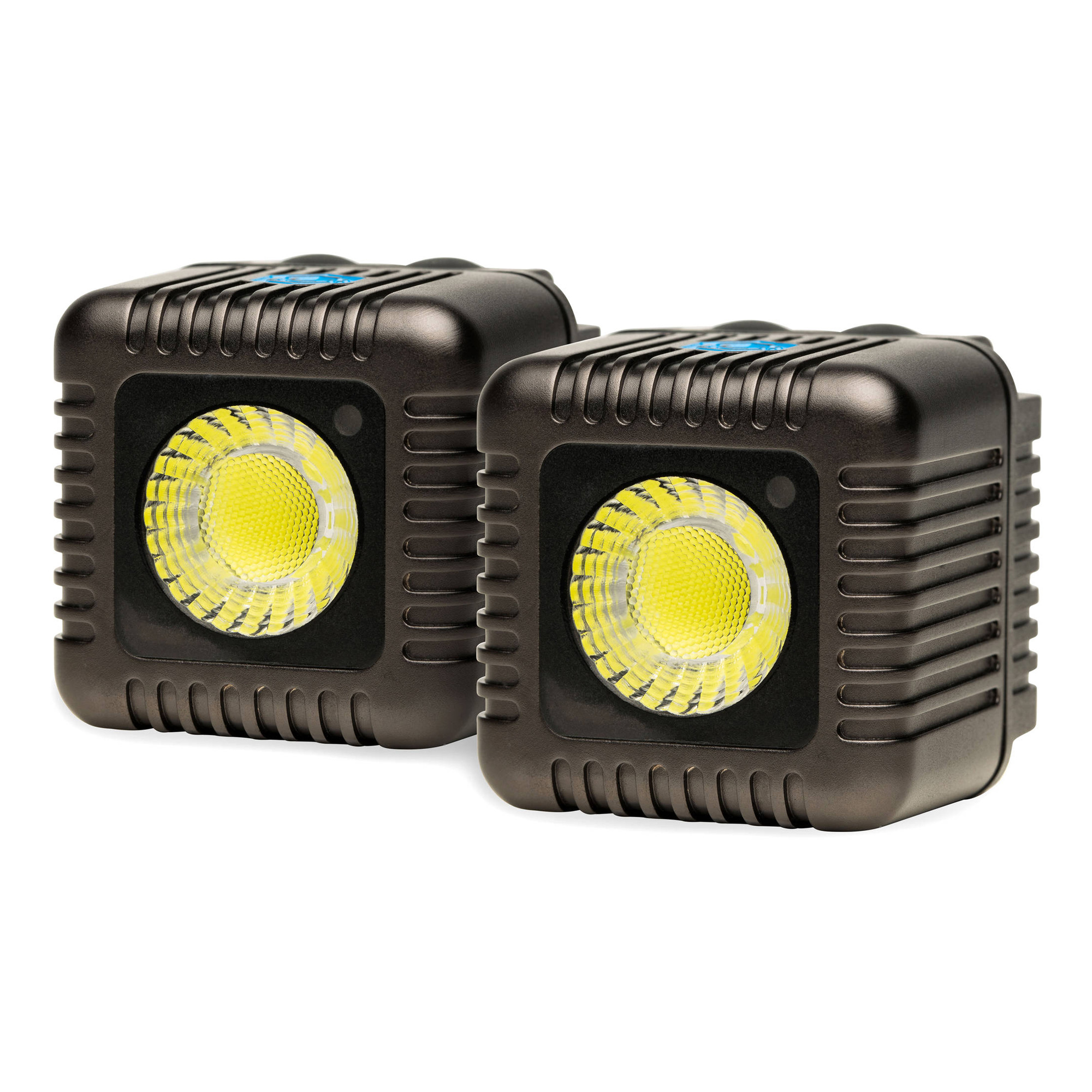 1500 Lumen Light Gunmetal Grey  Two-Pack
