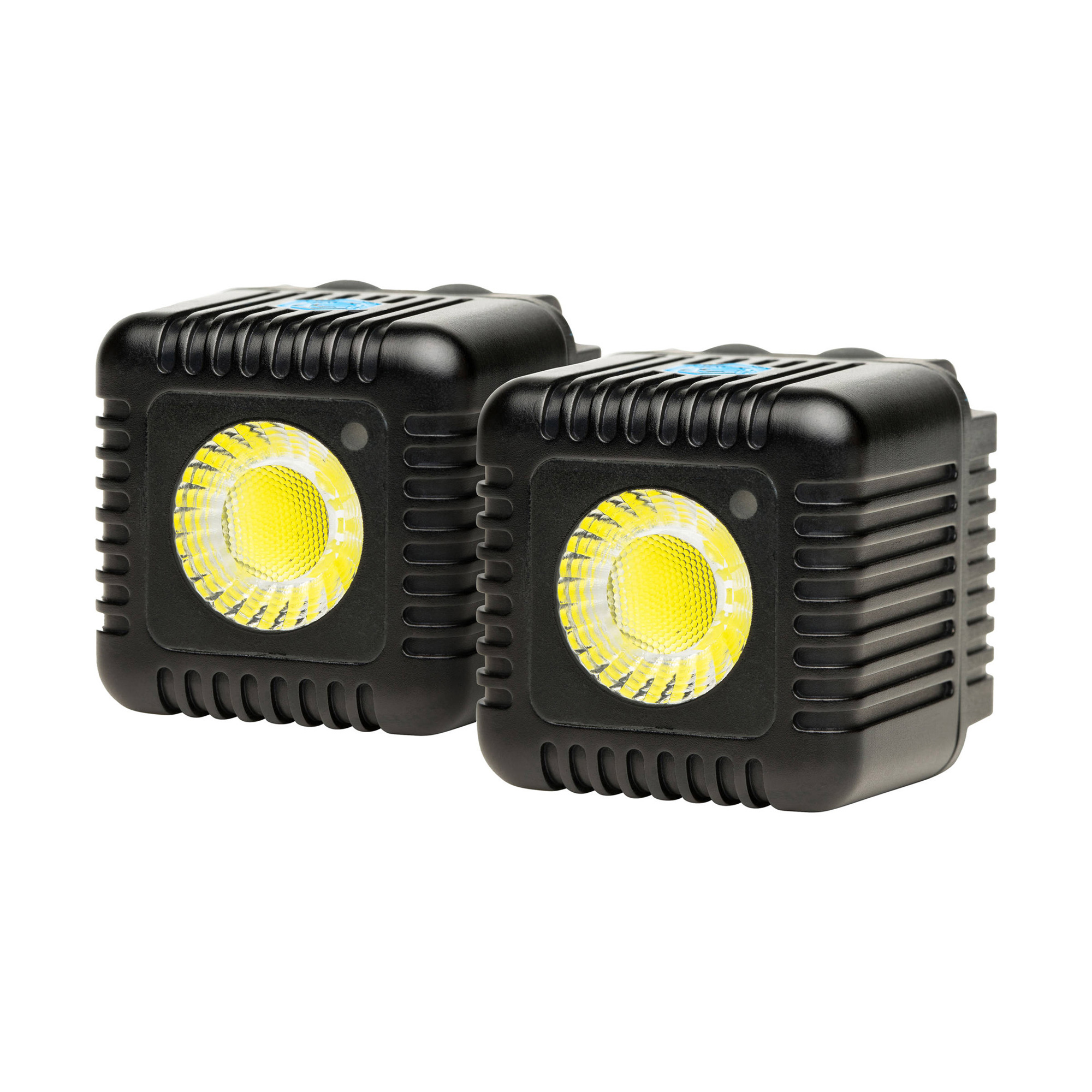 1500 Lumen Light Black  Two-Pack