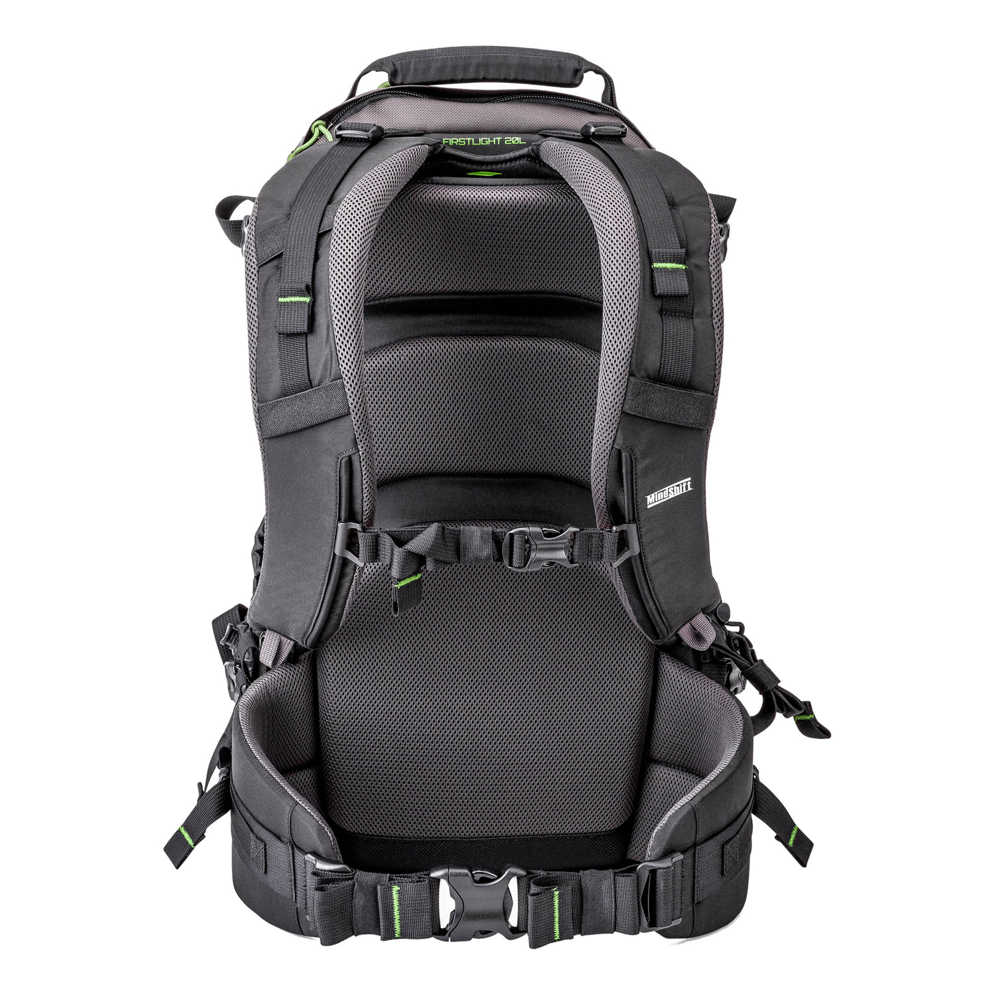 FirstLight 20L DSLR  Laptop Backpack Charcoal