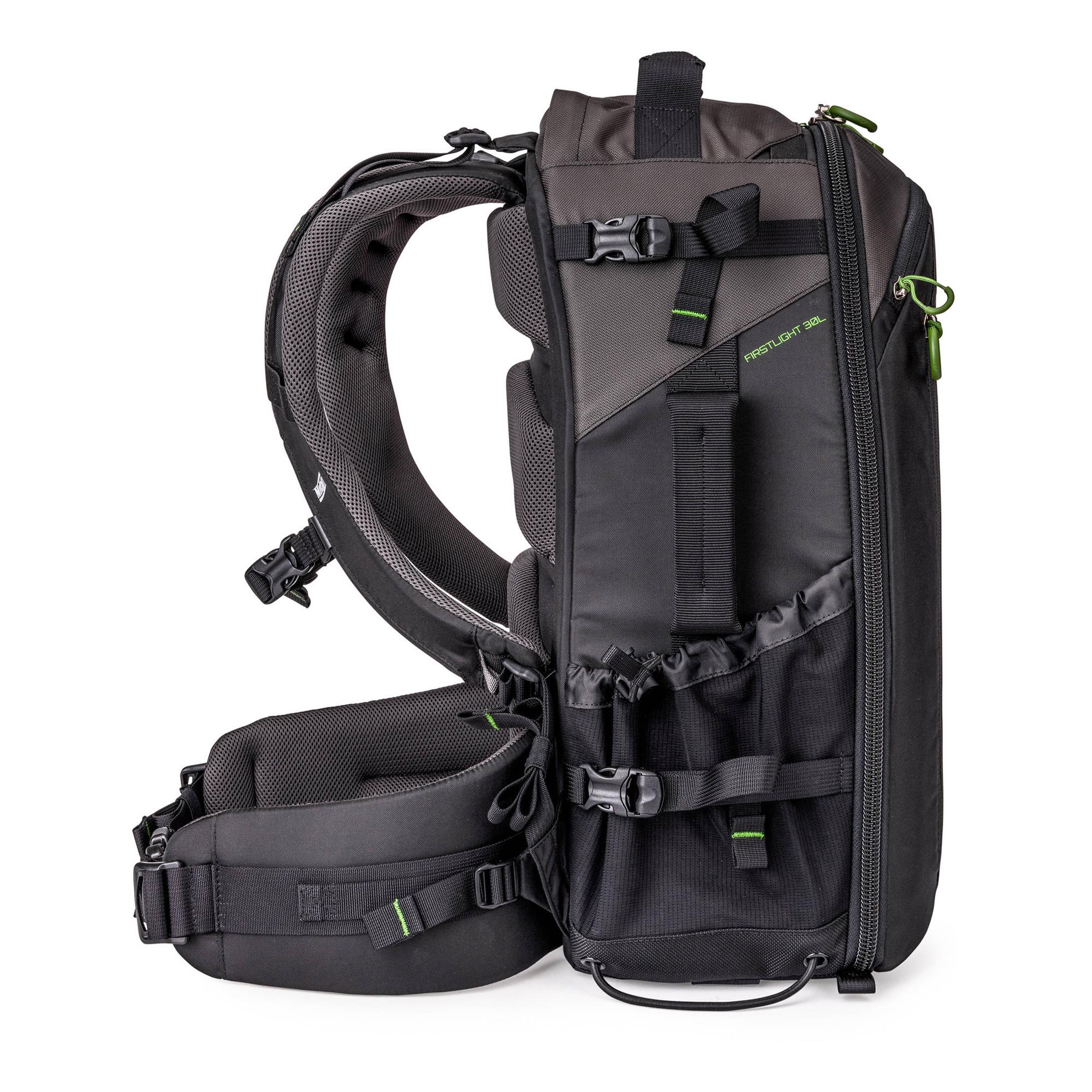 FirstLight 30L DSLR and Laptop Backpack Charcoal