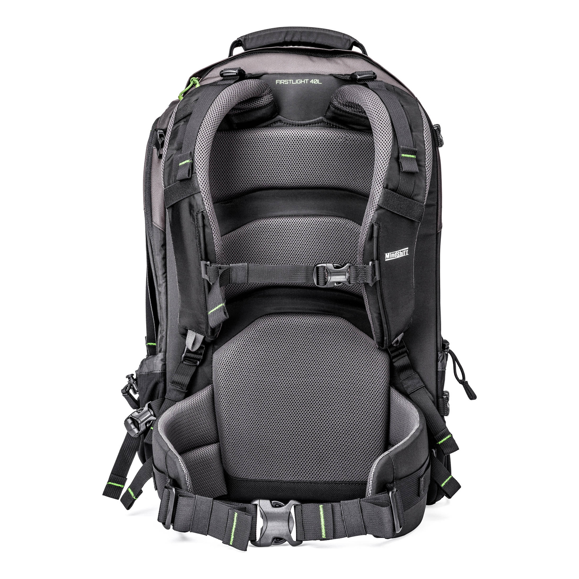 FirstLight 40L DSLR and Laptop Backpack Charcoal