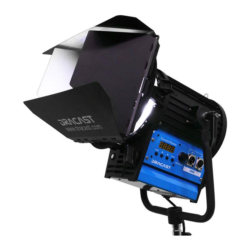 Dracast LED 1000 Fresnel Plus Bi-Color Head