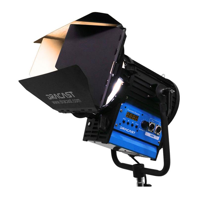 Dracast LED 2000 Fresnel Plus Bi-Color Head