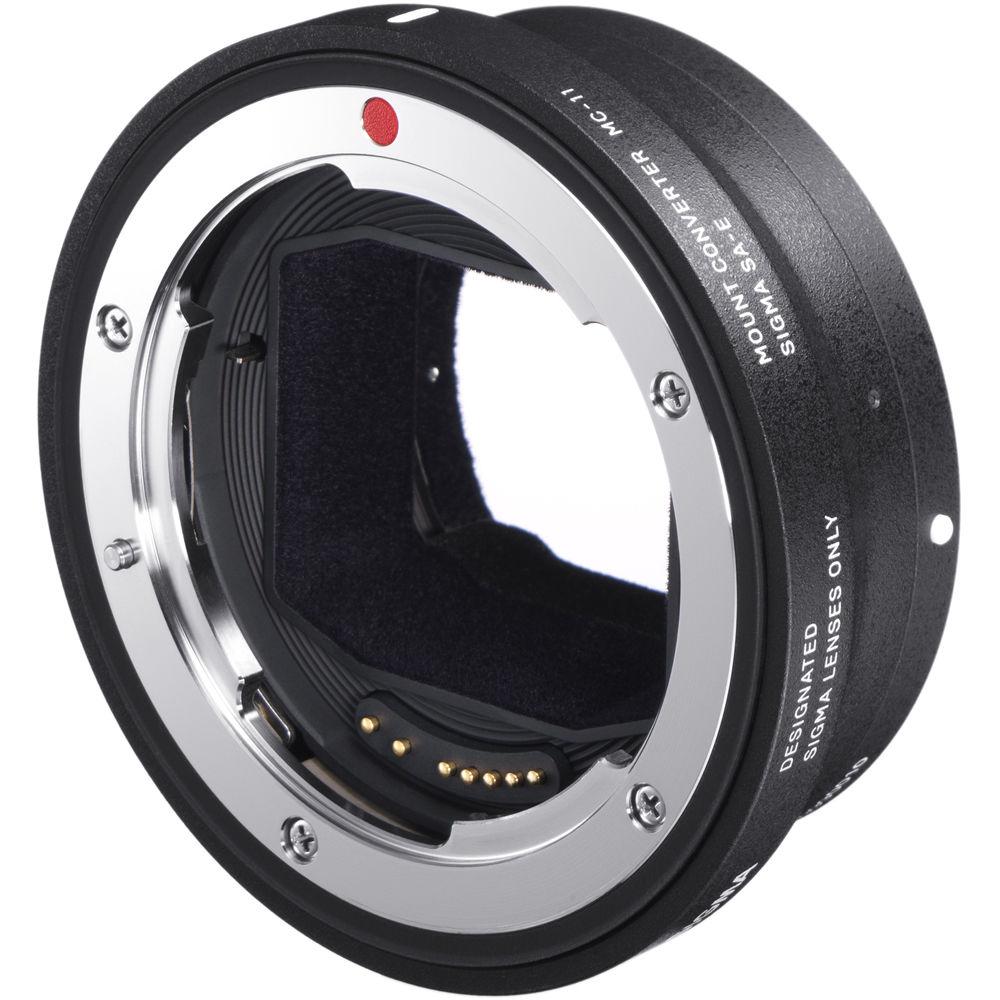 MC-11 Mount Converter/Lens Adapter Canon EF-Mount Lenses to Sony E