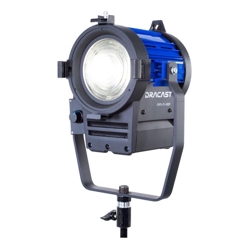 Dracast LED 500 Fresnel Plus Daylight Head