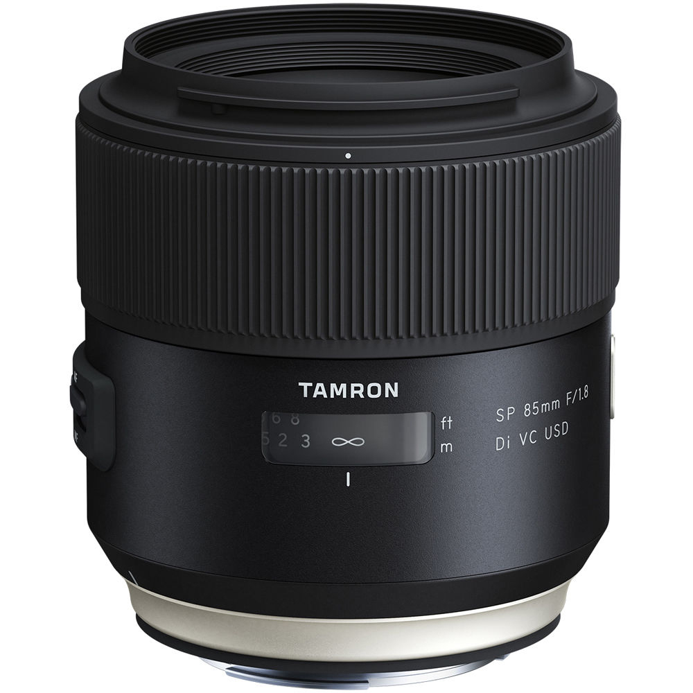 Image of Tamron SP 85mm f/1.8 Di VC USD Lens for Canon