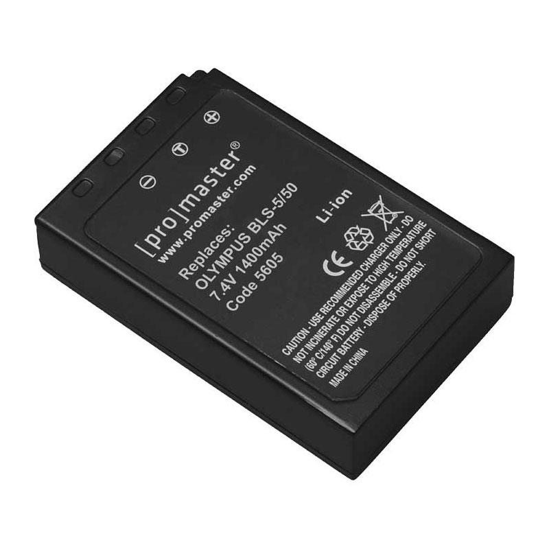 BLS-5/BLS-50 XtraPower Lithium Ion Replacement Battery